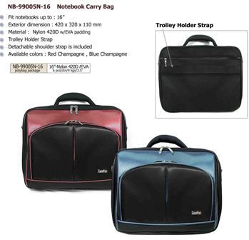 NB-99005N-16 Notebook Carry Bag