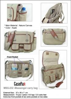 Messenger Carry Bag