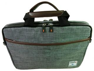 P-150505A-14 Taipei Brief Double Carry Bag