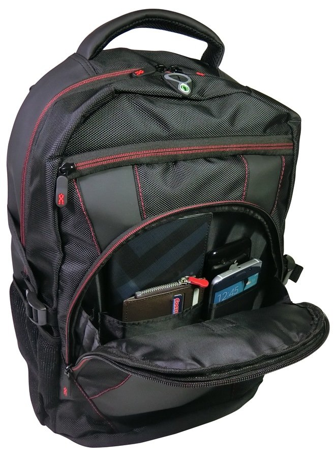 "BP-170613 16"" Traveller Notebook BackPack"
